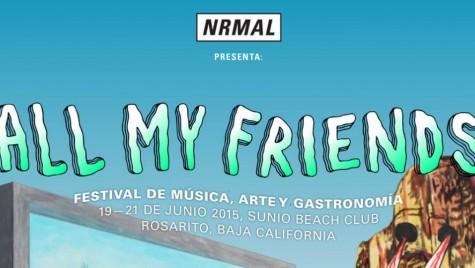 Allmyfriends/ rocketmusik
