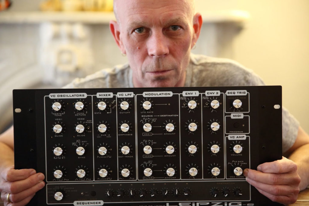Vince Clarke Synths